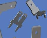 Штекерные контакты для монтажа на печатную плату Keystone, одобренные UL