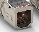 Экранированный коннектор Tyco серии 369
