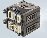 Han-Modular Flexbox- коннектор HARTING для энергоцепей