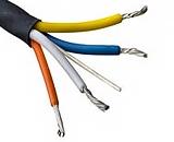Высокоскоростной кабель Tyco Cat5e для железных дорог