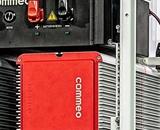 Однополюсный коннектор HARTING для фронтального подключения к системам хранения энергии