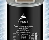 Новый конденсатор EPCOS – прочная конструкция для долгого срока службы