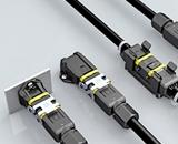 Коннекторы Harting Han 1A: миниатюрные, модульные, многофункциональные