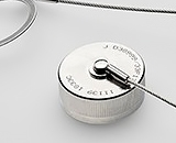 Металлические защитные крышки Tyco для коннекторов линейки 38999