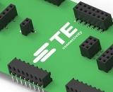 AMPMODU- коннекторы Tyco с шагом 2 мм для соединения печатных плат