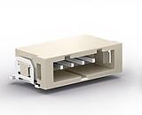Новое семейство коннекторов кабель-плата компании ERNI