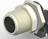 Tyco расширяет предложение коннекторов M12 угловыми версиями для плат и панелей