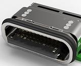 Водонепроницаемый коннектор Tyco USB Type-C – переворот в области USB коннекторов