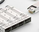OSFP-линейка изделий Tyco для 400G Ethernet