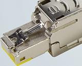 Коннектор HARTING RJ Industrial Multi Features - простая сборка без помощи инструментов