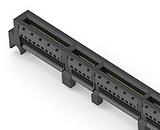 Коннекторы Tyco Electronics Silver с поддержкой подключения к лицевой панели OCP NIC 3.0