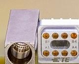 Модули и контакты Tyco NanoRF –удвоение плотности модулей VITA 67