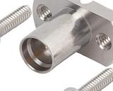 Высокочастотные коннекторы Amphenol для беспаечного монтажа на печатные платы