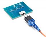 Ультракомпактный двунаправленный активный коннектор Hirose для передачи по оптоволокну