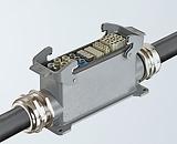 Коннектор HARTING Han L32 B предлагает оптимальное использование установочного пространства