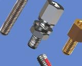 Винты типа Jack Screw и компоненты для D-Sub коннекторов компании Keystone
