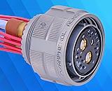 Коннекторы Amphenol Industrial  Amphe-Lite Quadrax