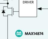 Сдвоенный драйвер Maxim для управления рели, клапанами, или двигателями