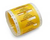 Термоусадочная трубка Tyco UV-SCE с возможностью термопечати, устойчивая к ультрафиолетовому излучению